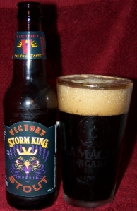 Imperial Stout Storm King